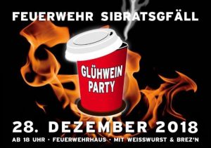 Glühweinparty 2018